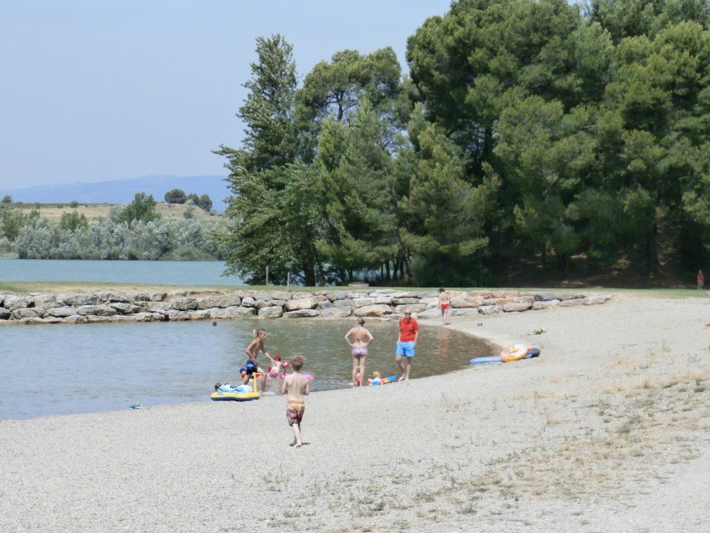lac de jourres olonzac