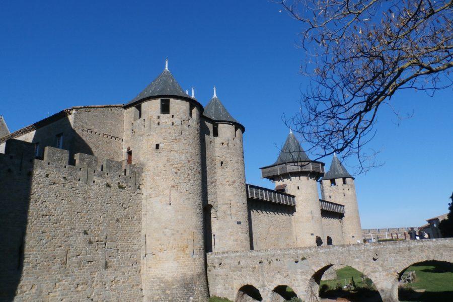 la citie carcassonne