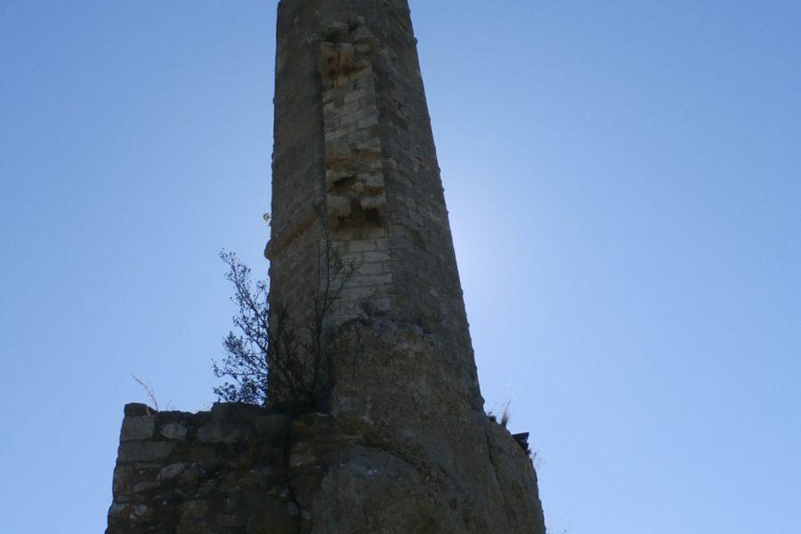 Minerve tower